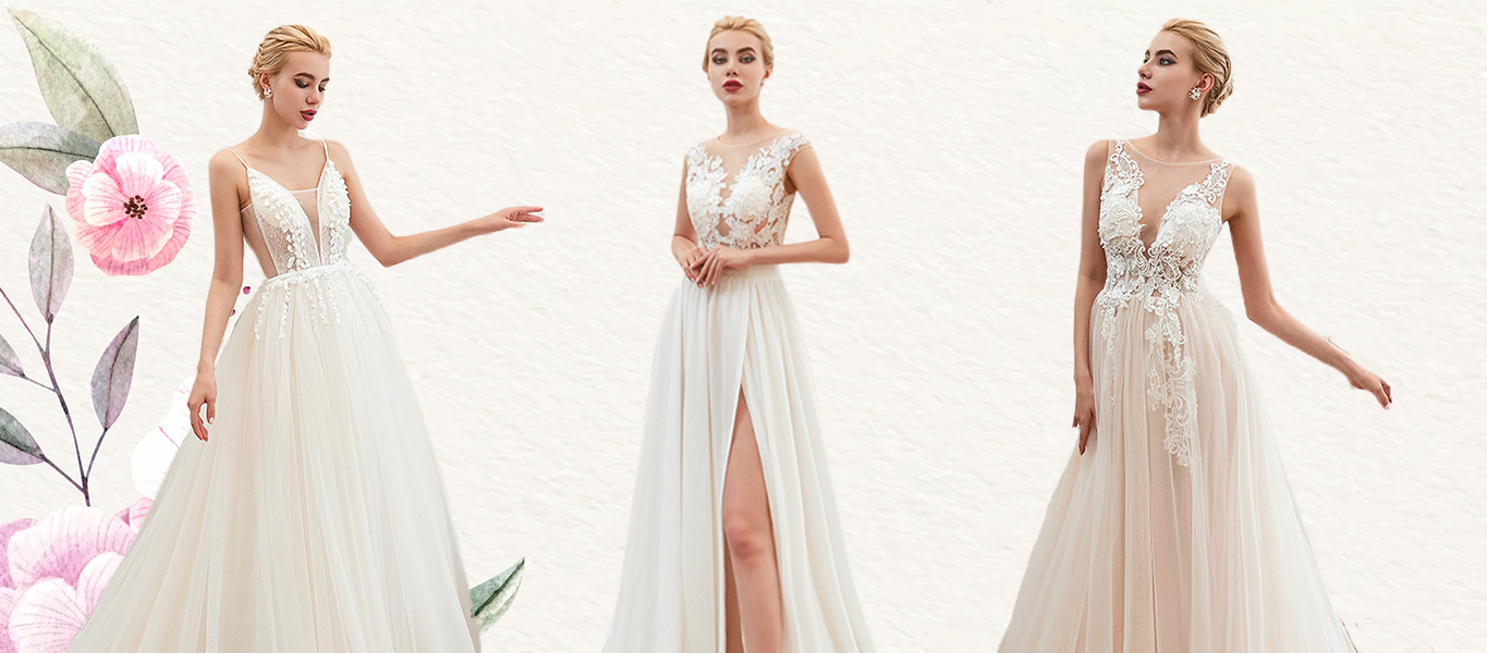 shop cheap boho wedding dresses