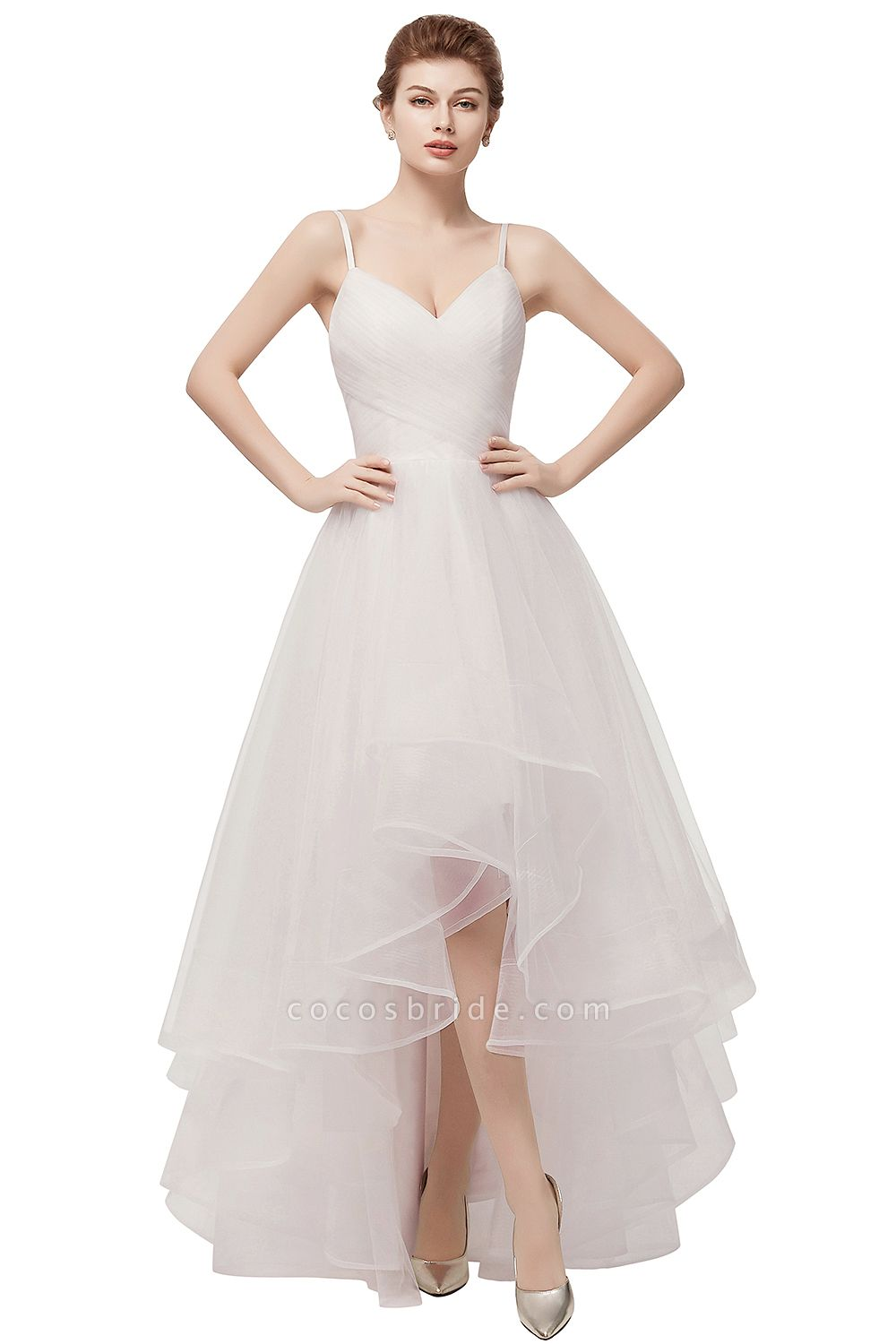 Awesome Sweetheart Tulle A-line Evening Dress