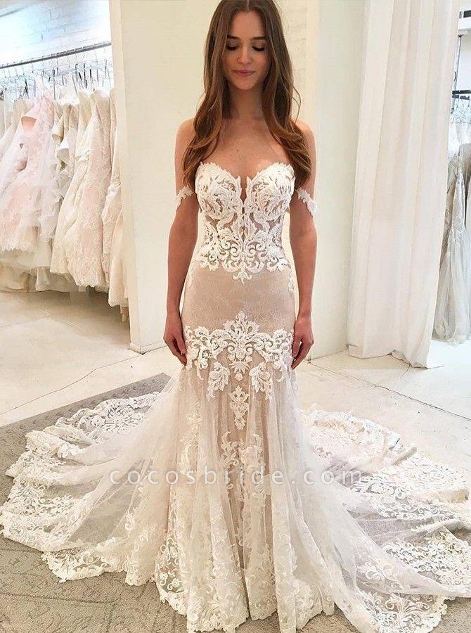 Eye-catching Sweetheart Tulle Mermaid Prom Dress