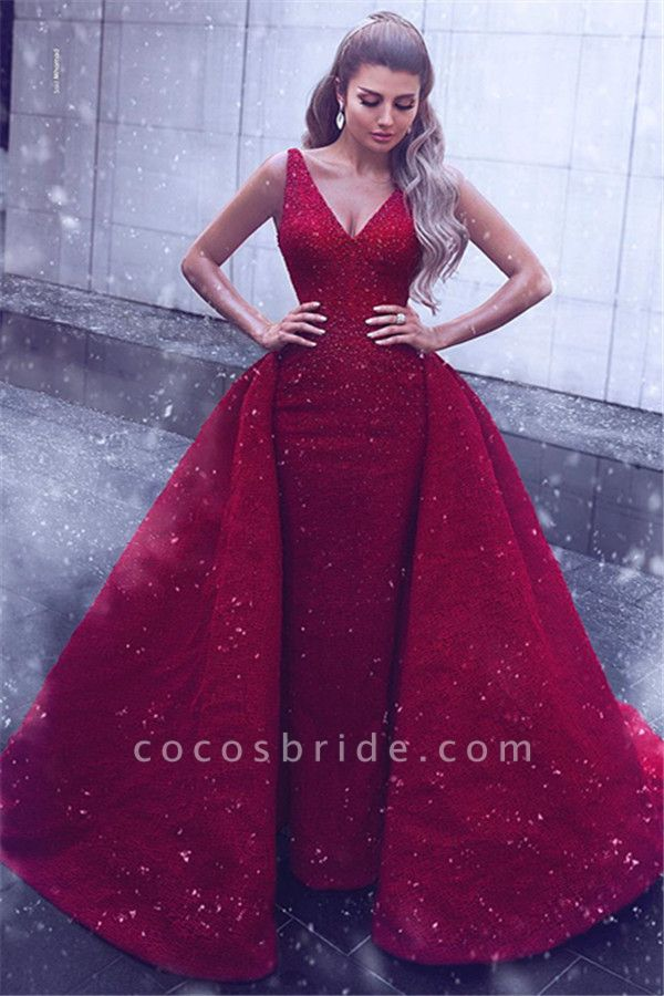 Wonderful Straps Lace Ball Gown Prom Dress