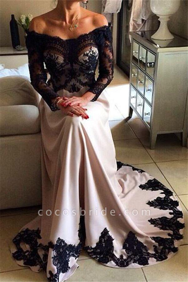 Fascinating Bateau Satin A-line Prom Dress