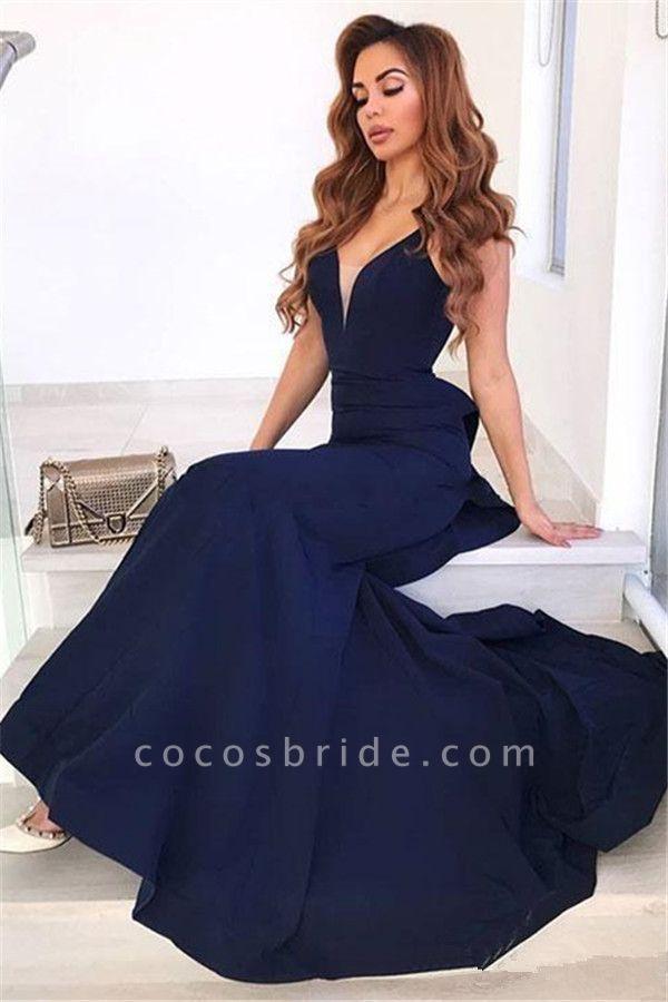Excellent V-neck Mermaid Prom Dress