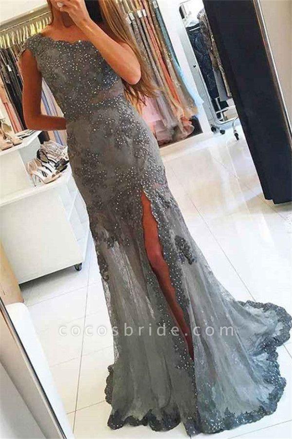 Glorious Tulle Mermaid Prom Dress