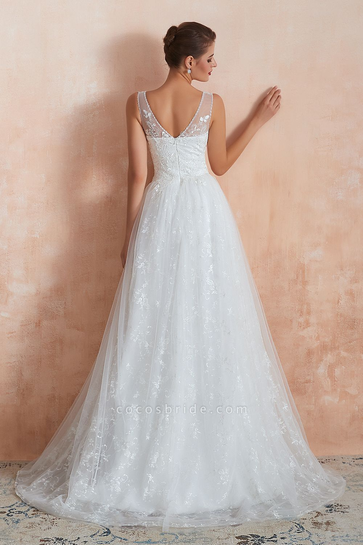 https://www.cocosbride.com/elegant-v-neck-lace-tulle-a-line-wedding-dress-g501?cate_2=25