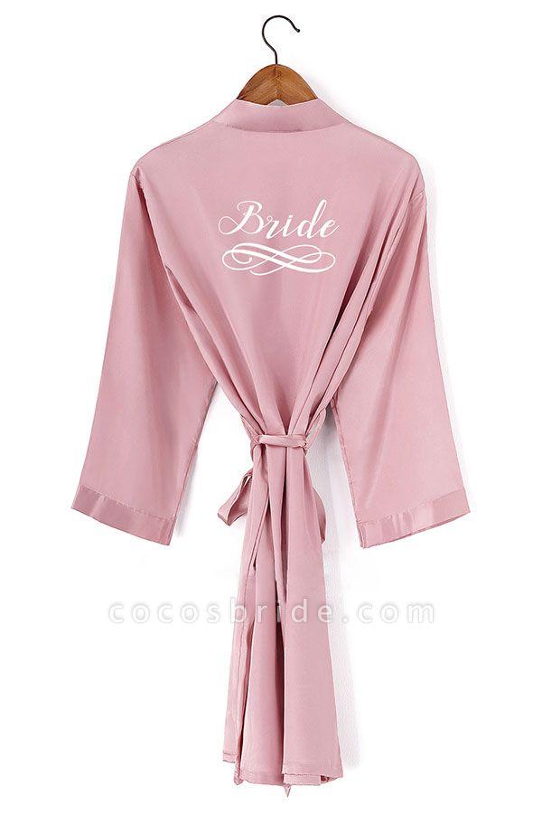 Personalized Sleepwear Bride & Bridesmaid Robes