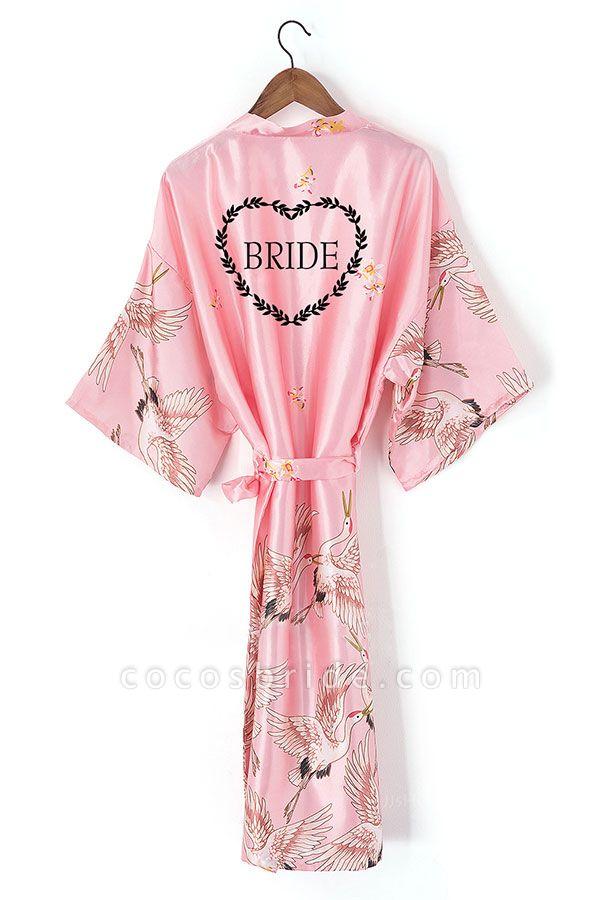 Personalized Wedding Gifts Bridesmaid&Bridal Robes