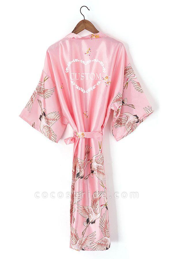Personalized Wedding Bride & Bridesmaid Robes