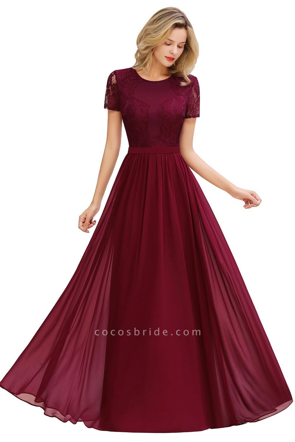 Amazing Chiffon A-line Evening Dress