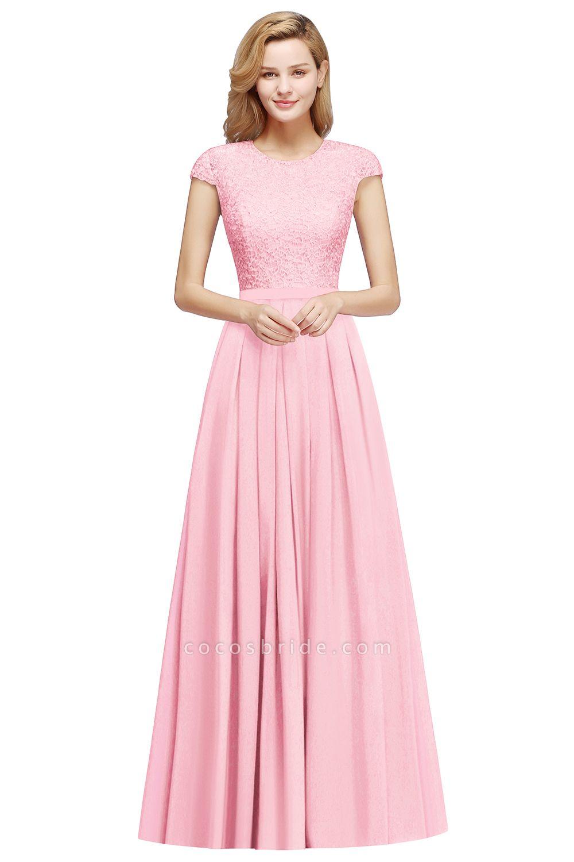Attractive A-line Evening Dress