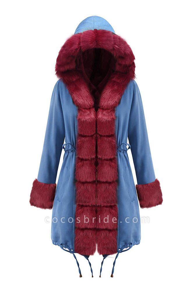 SD1281 Women's Winter Coats