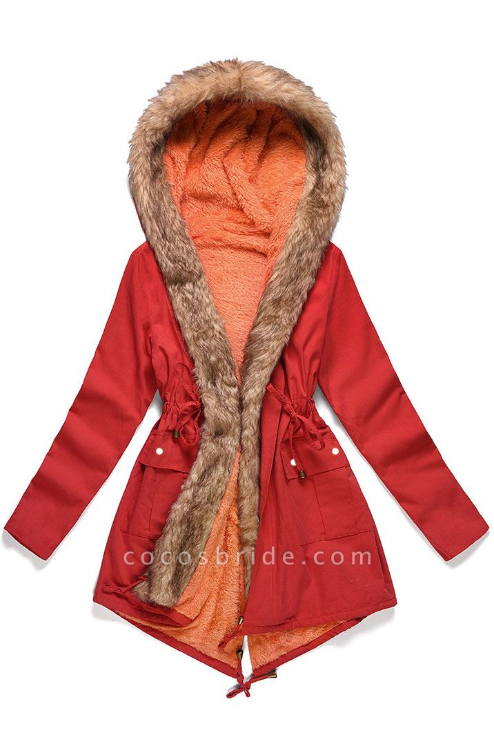 SD1264 Women's Winter Coats