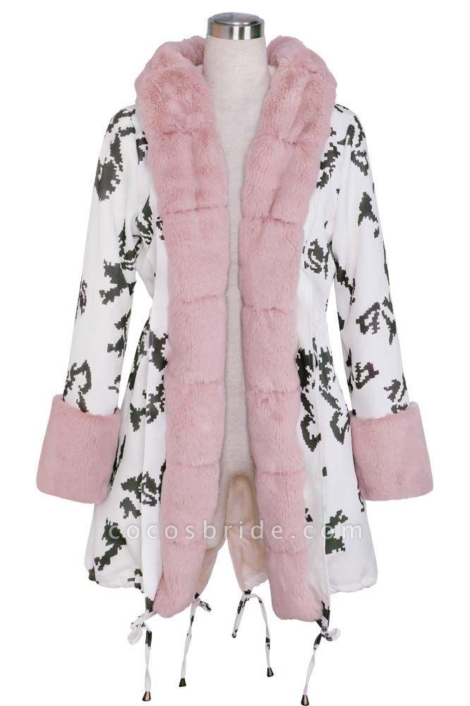 SD1274 Women's Winter Coats