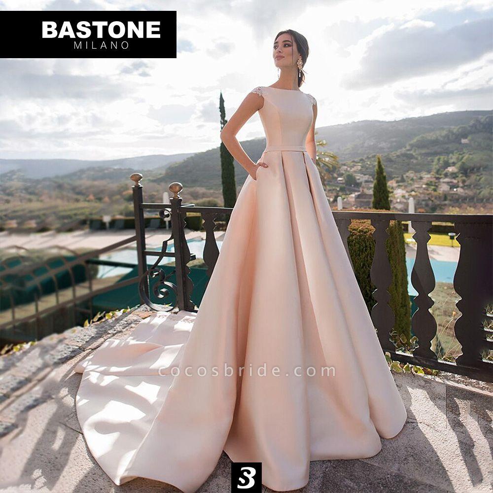 CC115L Wedding Dresses A Line Confidence Collection