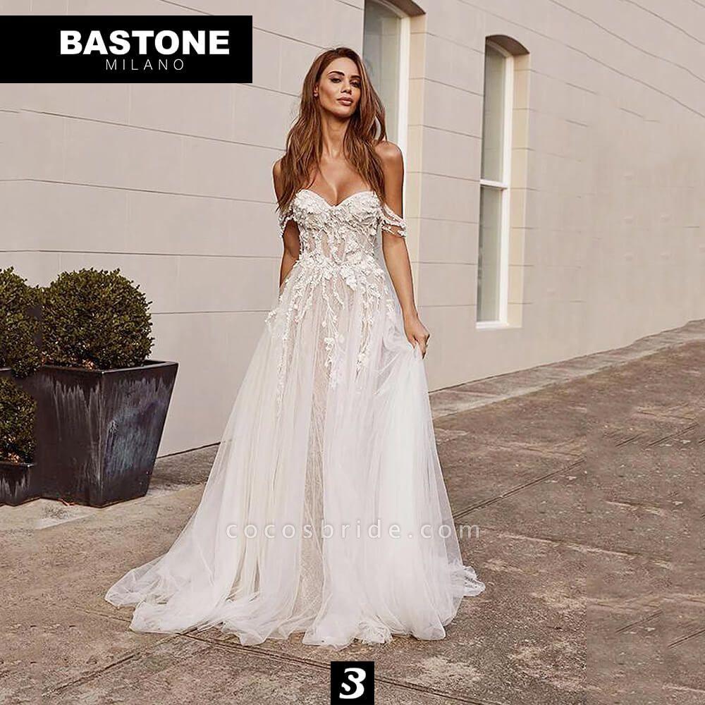 EC226L Wedding Dresses A Line Enchante Collection