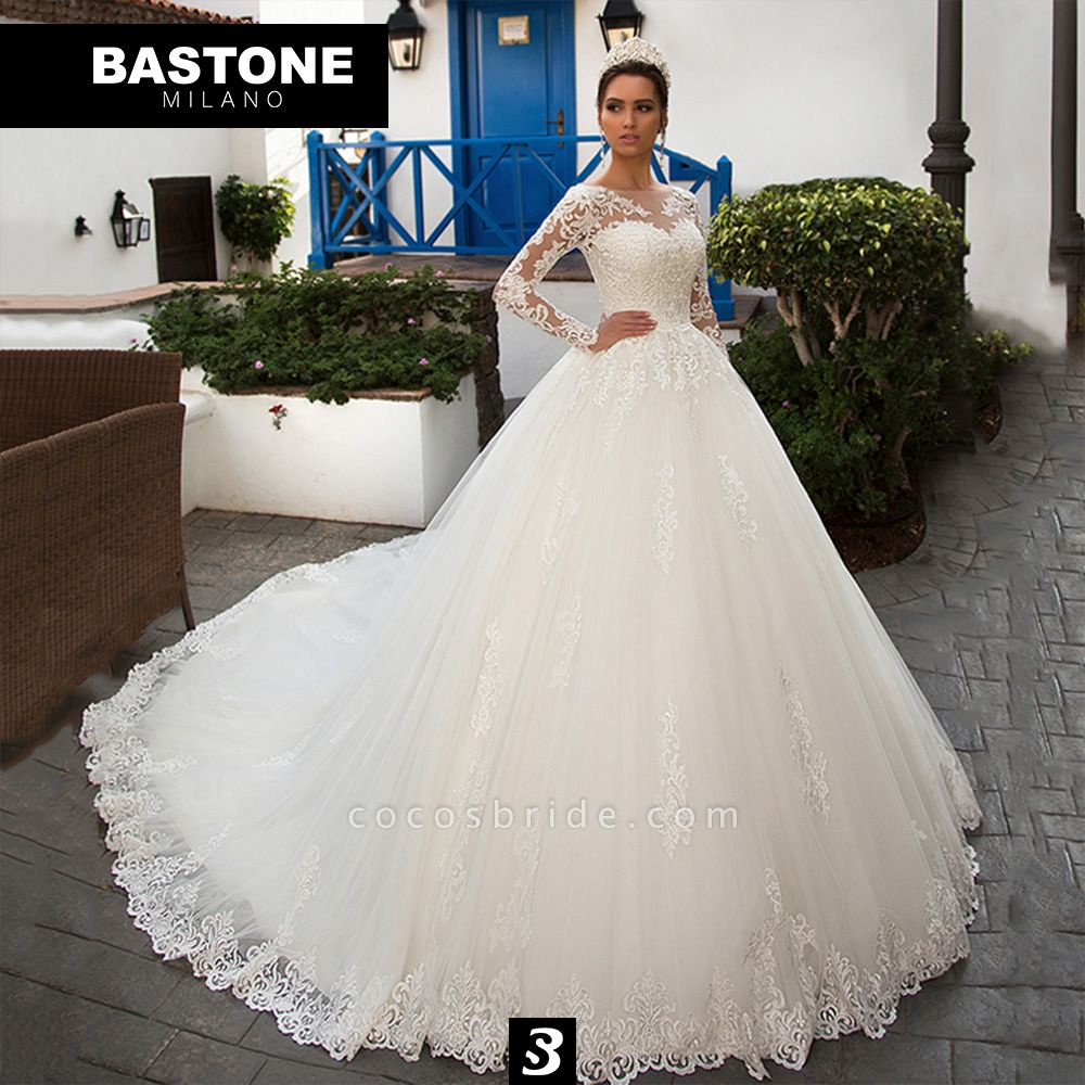 IC031L Wedding Dresses Ball Gown Innocenza Collection