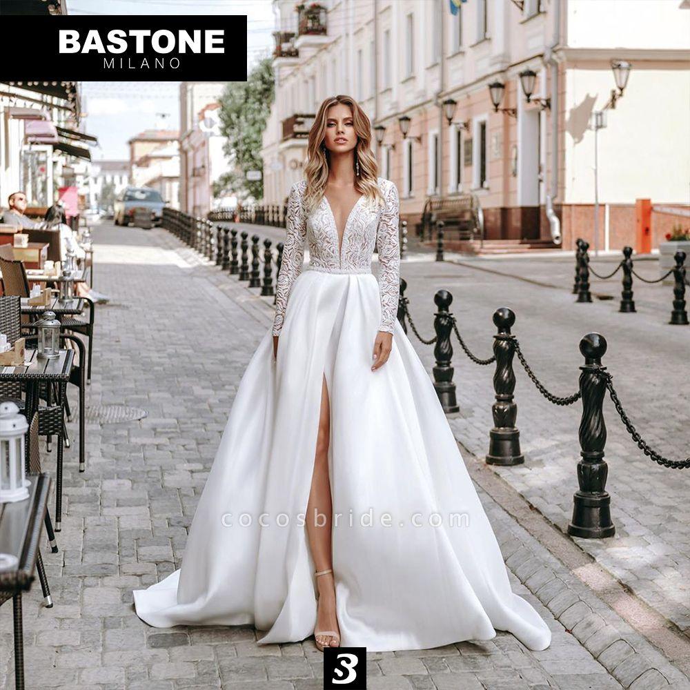 EC246L Wedding Dresses A Line Enchante Collection