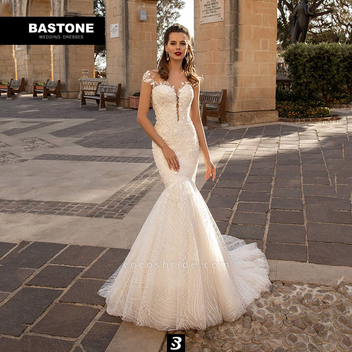 CN265L Wedding Dresses Mermaid NEW 2021 Collection