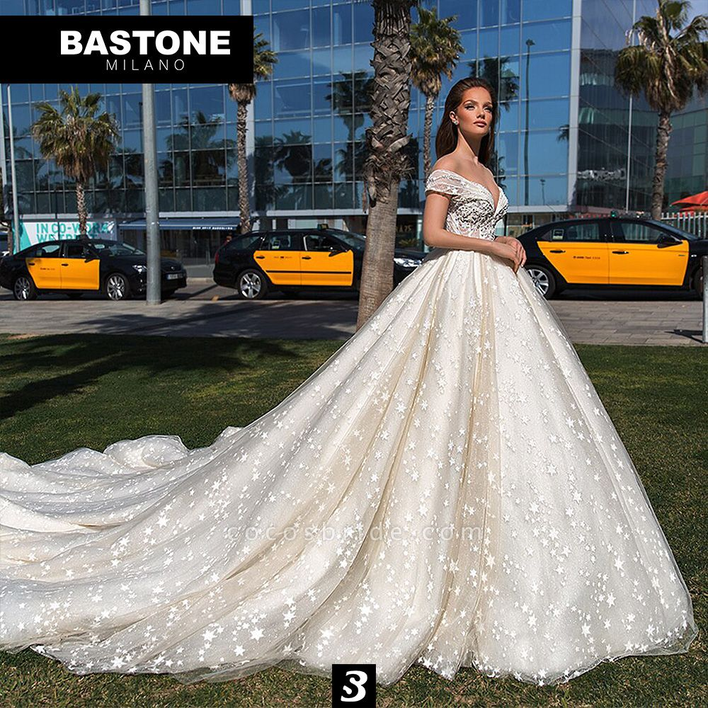 NC203L Wedding Dresses Ball Gown NEW 2021 Collection