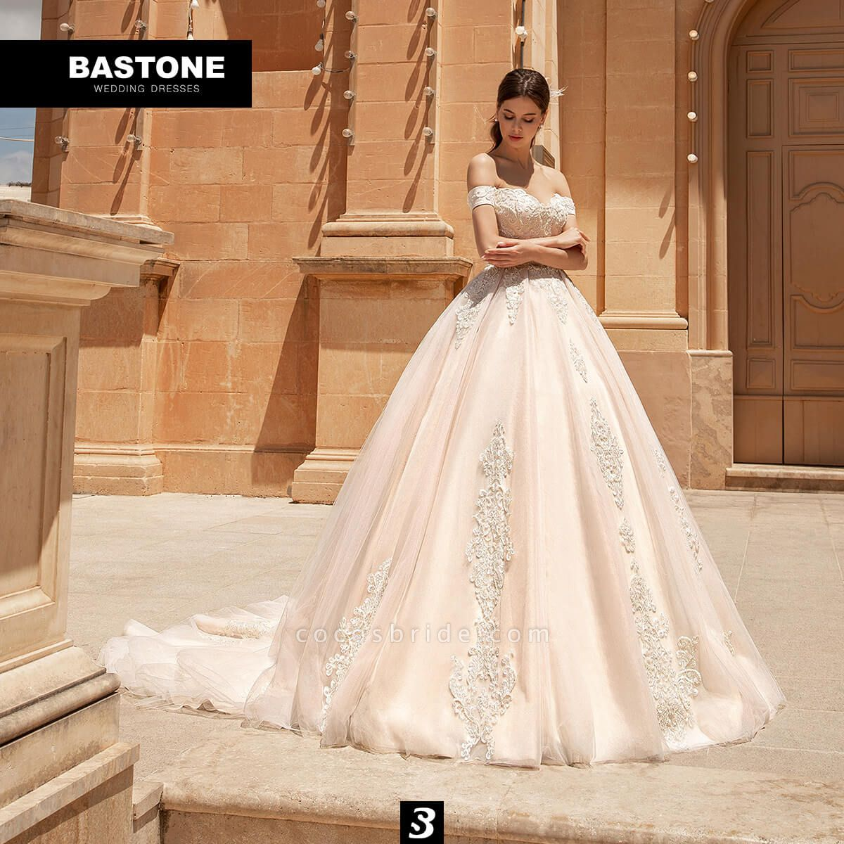 CN287L Wedding Dresses Ball Gown NEW 2021 Collection
