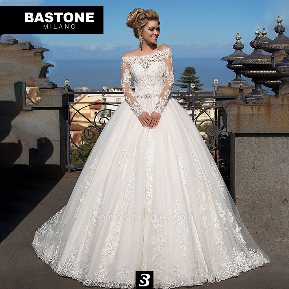 IC162L Wedding Dresses Ball Gown Innocenza Collection