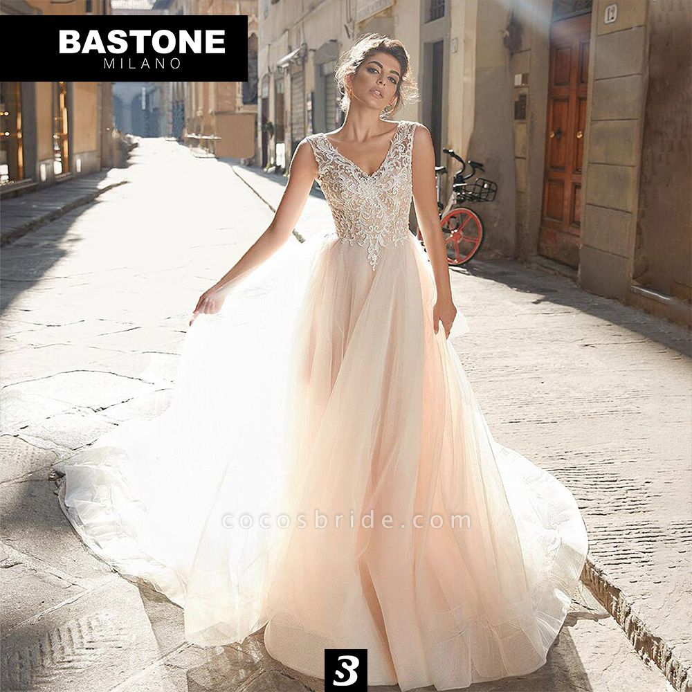 IC120L Wedding Dresses A Line Innocenza Collection