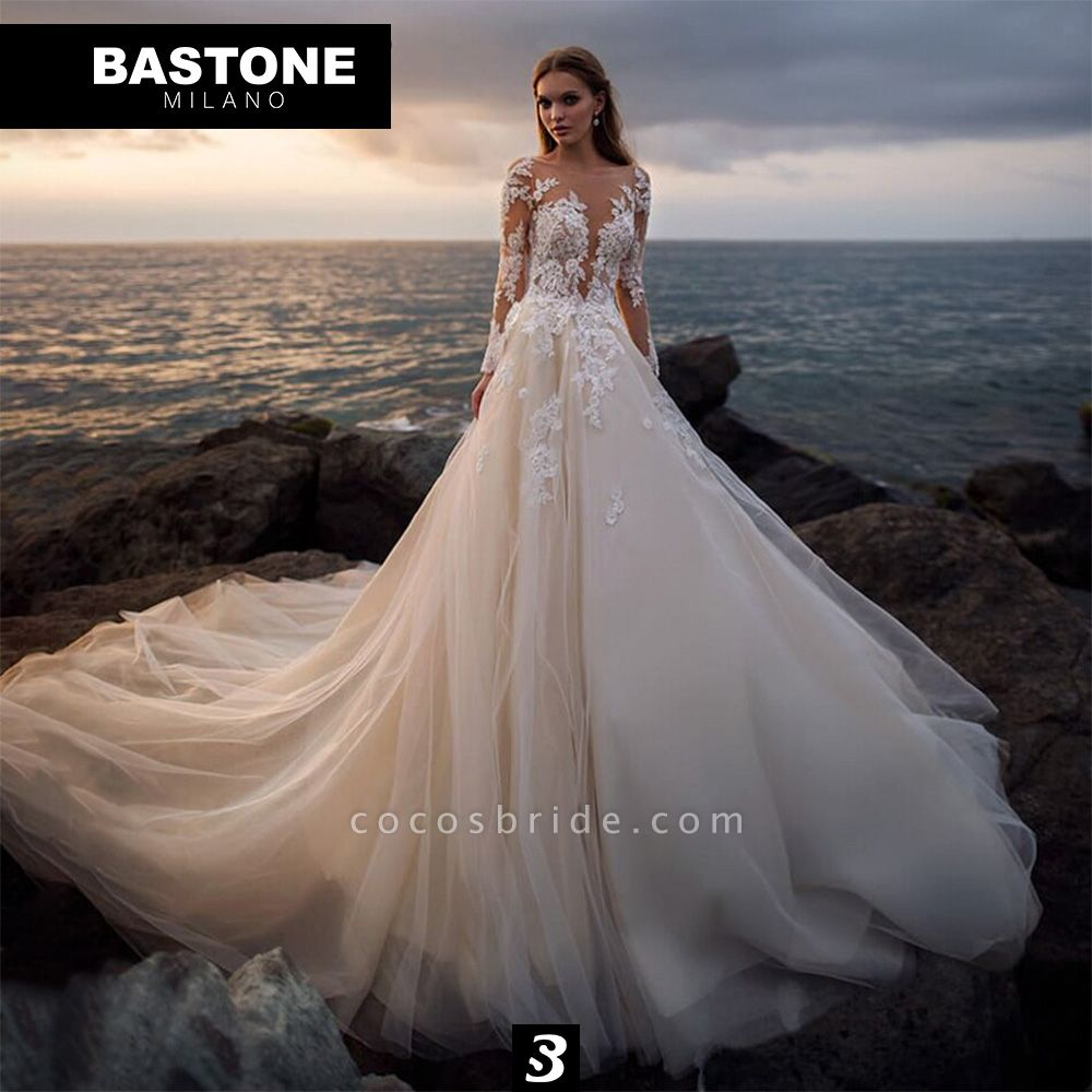 NC069L Wedding Dresses Ball Gown NEW 2021 Collection