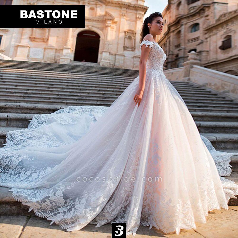 LL043L Wedding Dresses Ball Gown Luxury Line