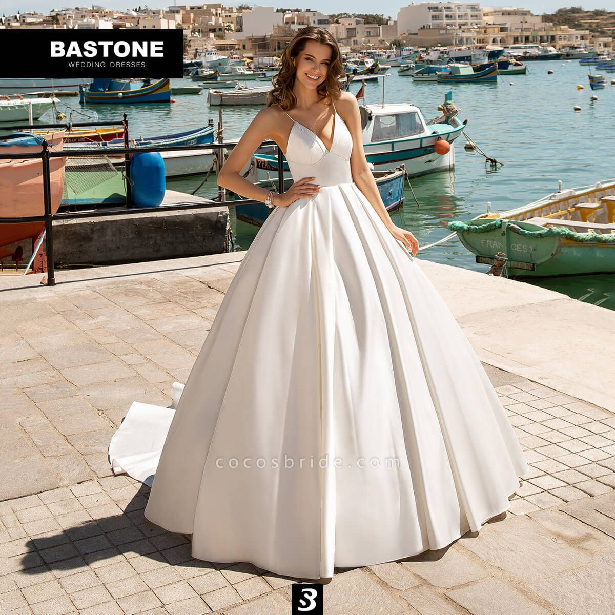 CN260L Wedding Dresses Ball Gown NEW 2021 Collection