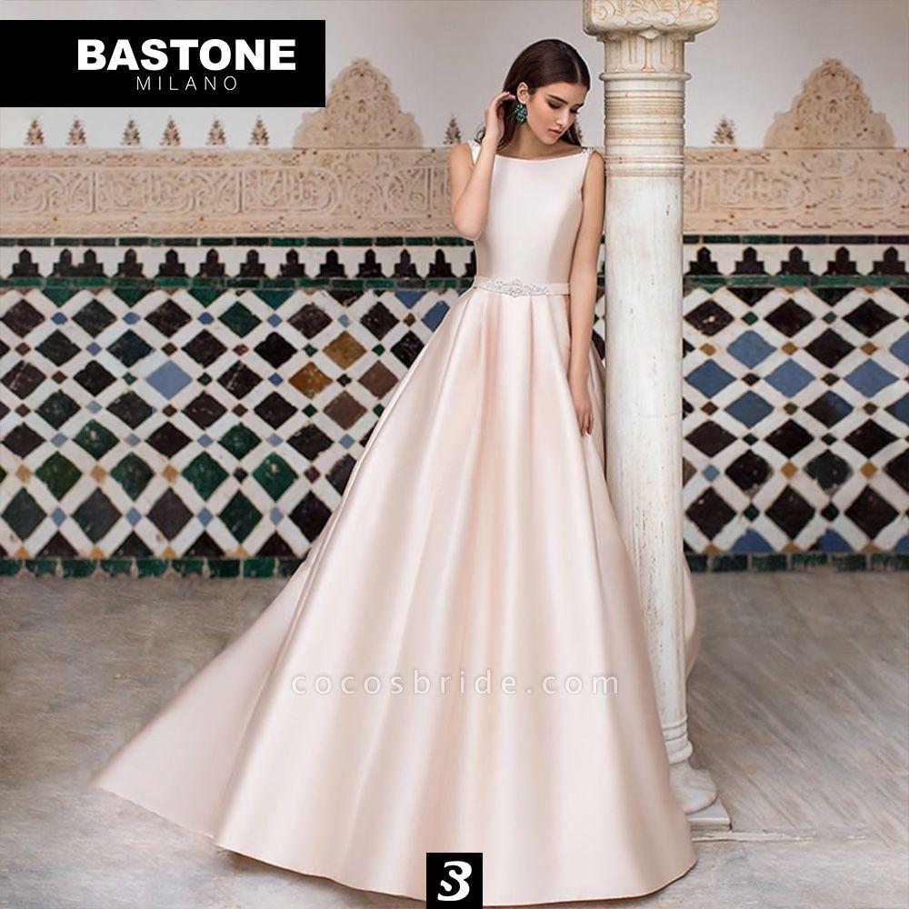 CC002L Wedding Dresses A Line Confidence Collection