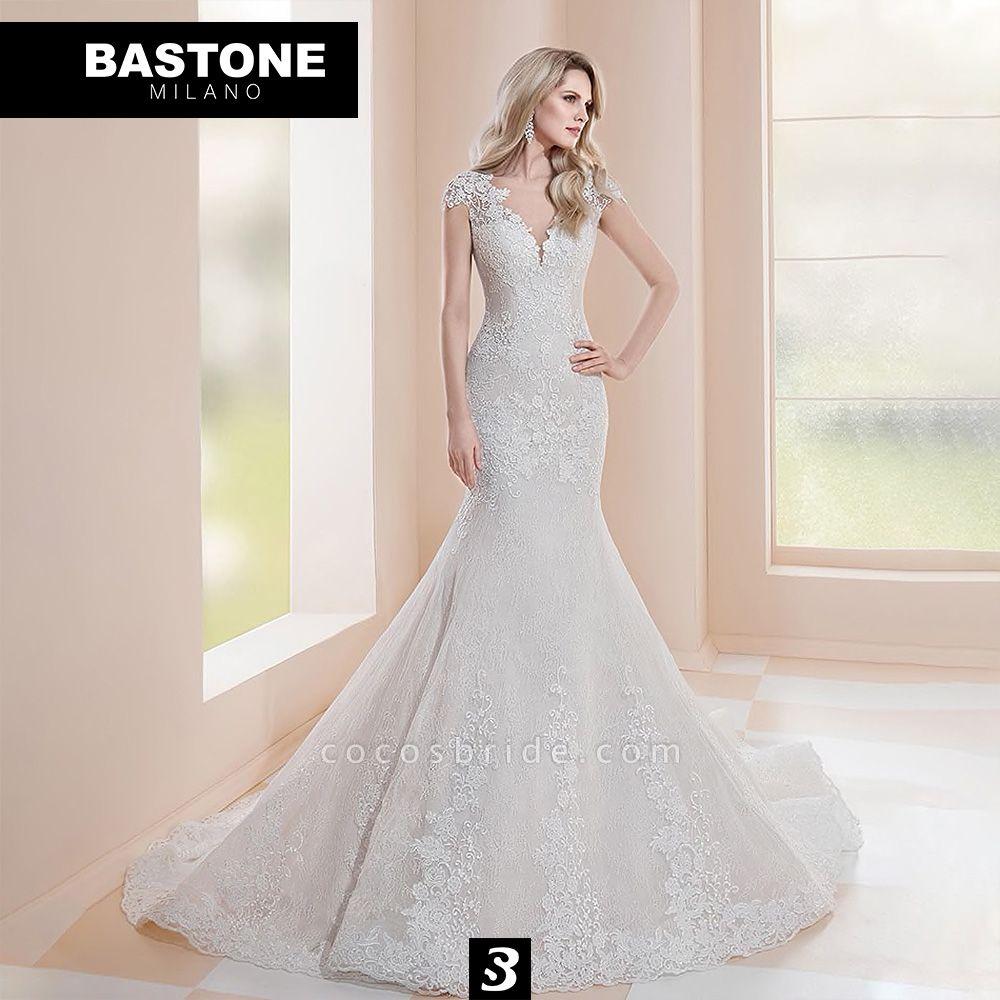 CC097L Wedding Dresses Confidence Collection Mermaid