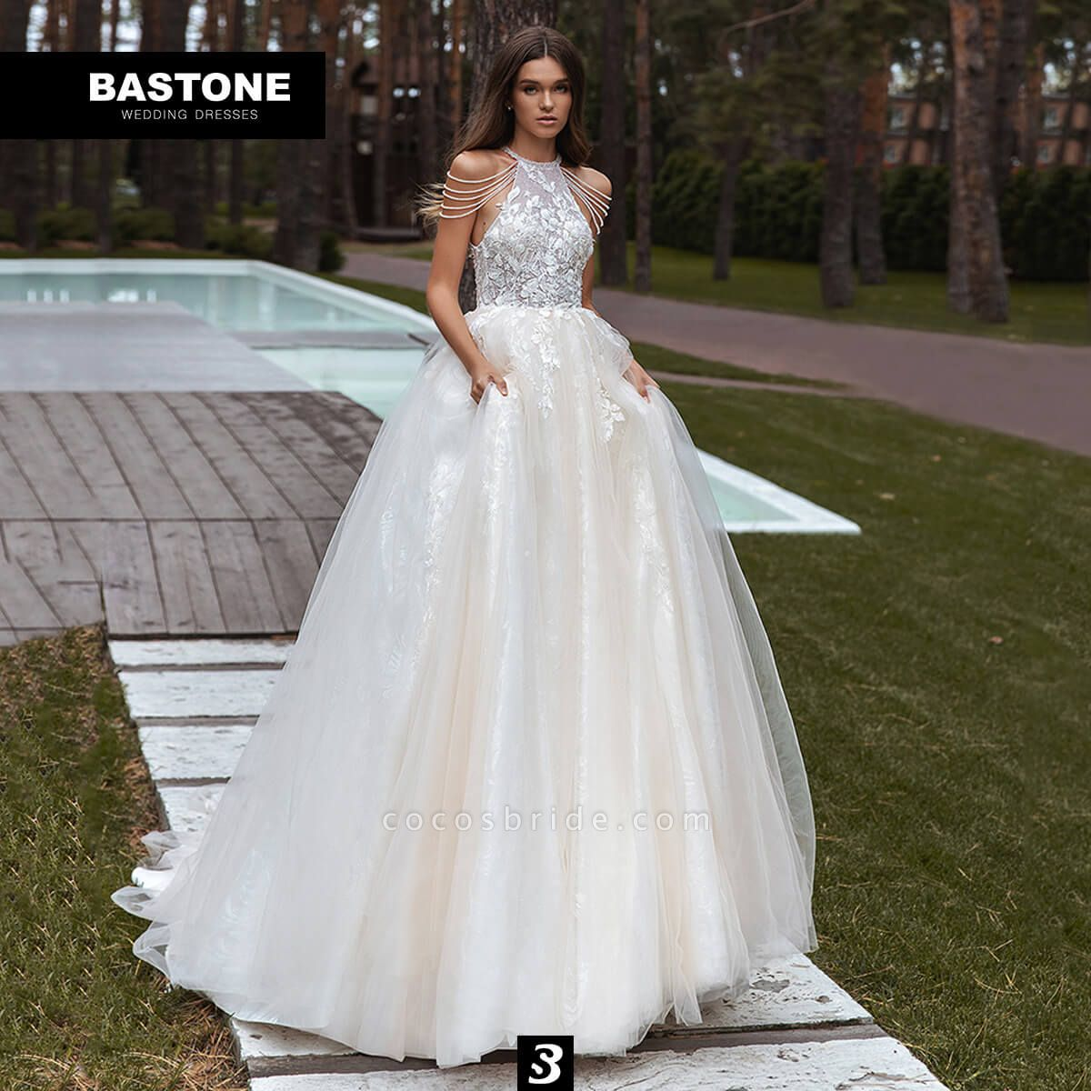 CN271L Wedding Dresses Ball Gown NEW 2021 Collection