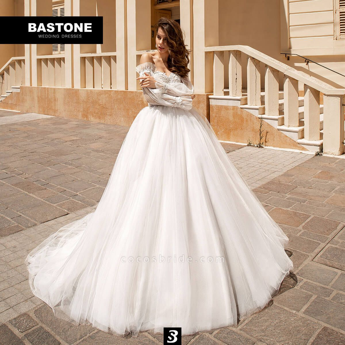 CN285L Wedding Dresses Ball Gown NEW 2021 Collection