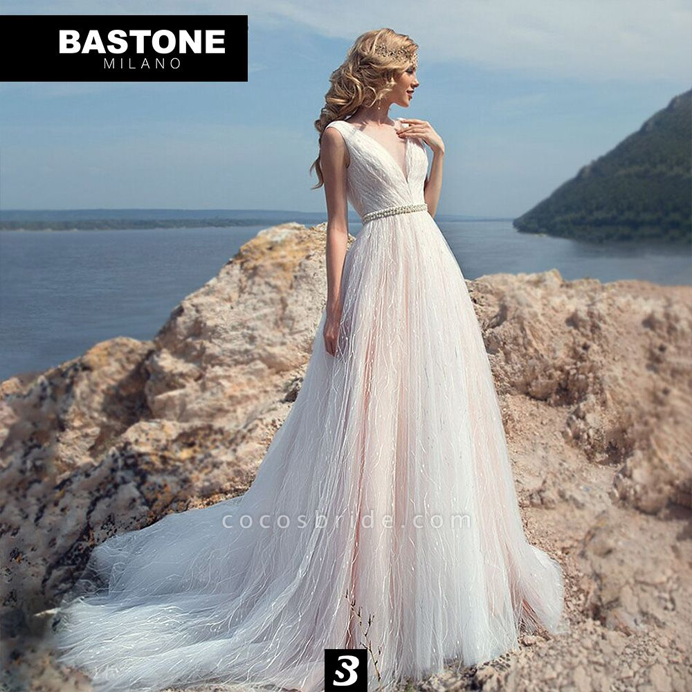 CC111L Wedding Dresses A Line Confidence Collection