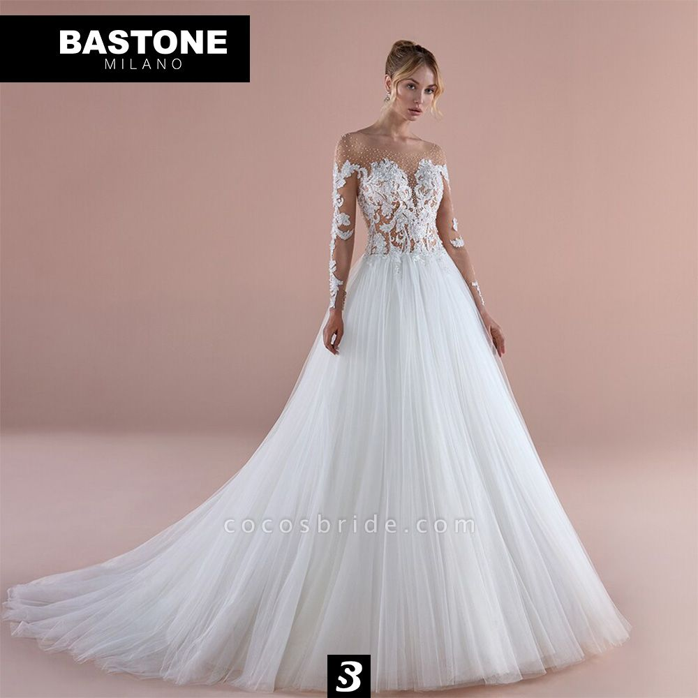 NC064L Wedding Dresses A Line NEW 2021 Collection