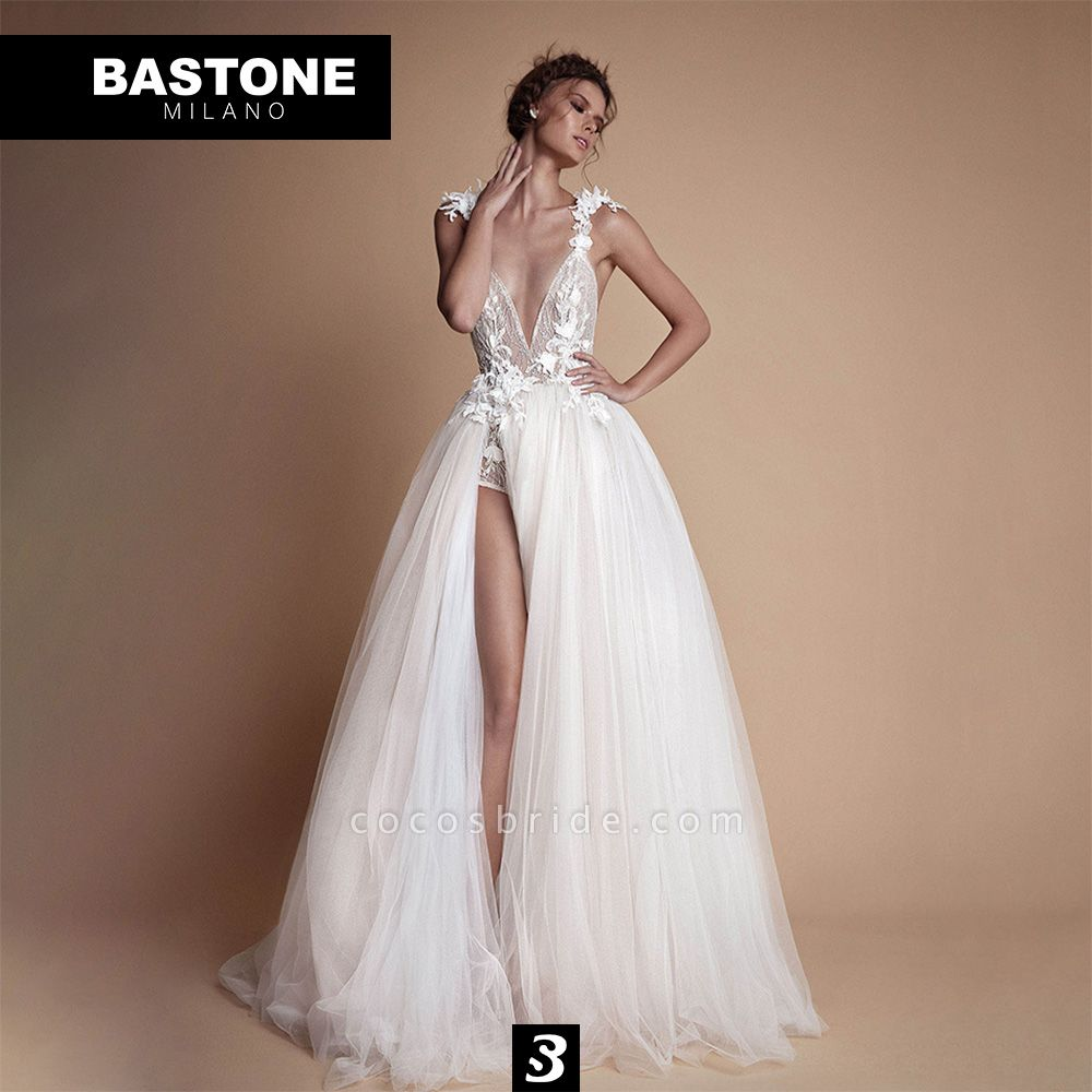CC001L Wedding Dresses 2 in 1 Confidence Collection