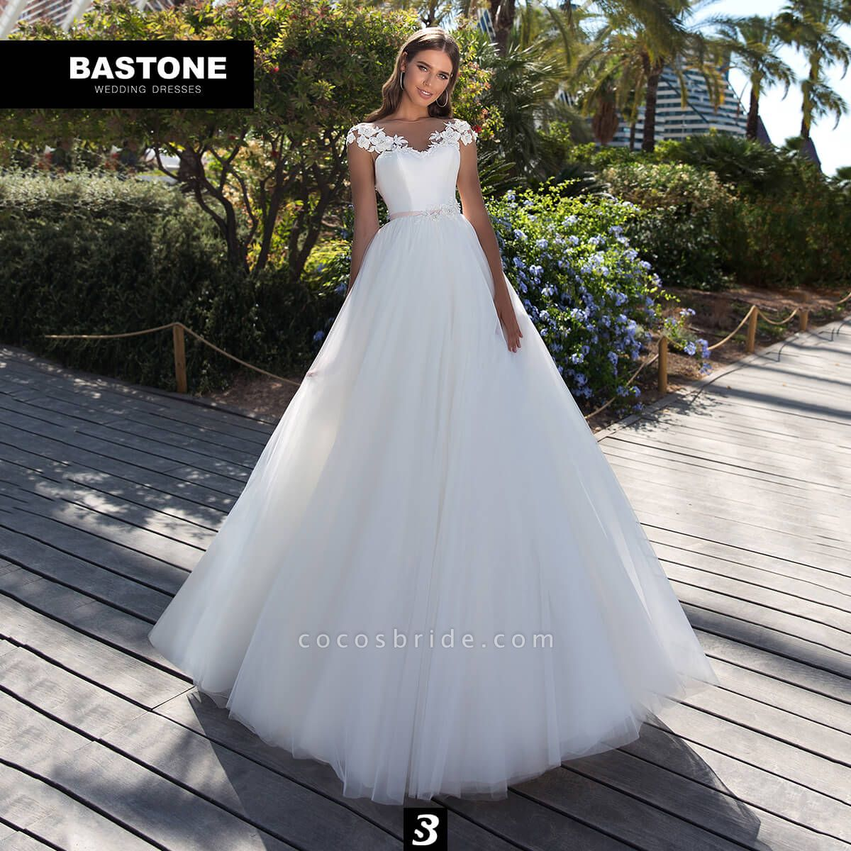 CN288L Wedding Dresses A Line NEW 2021 Collection