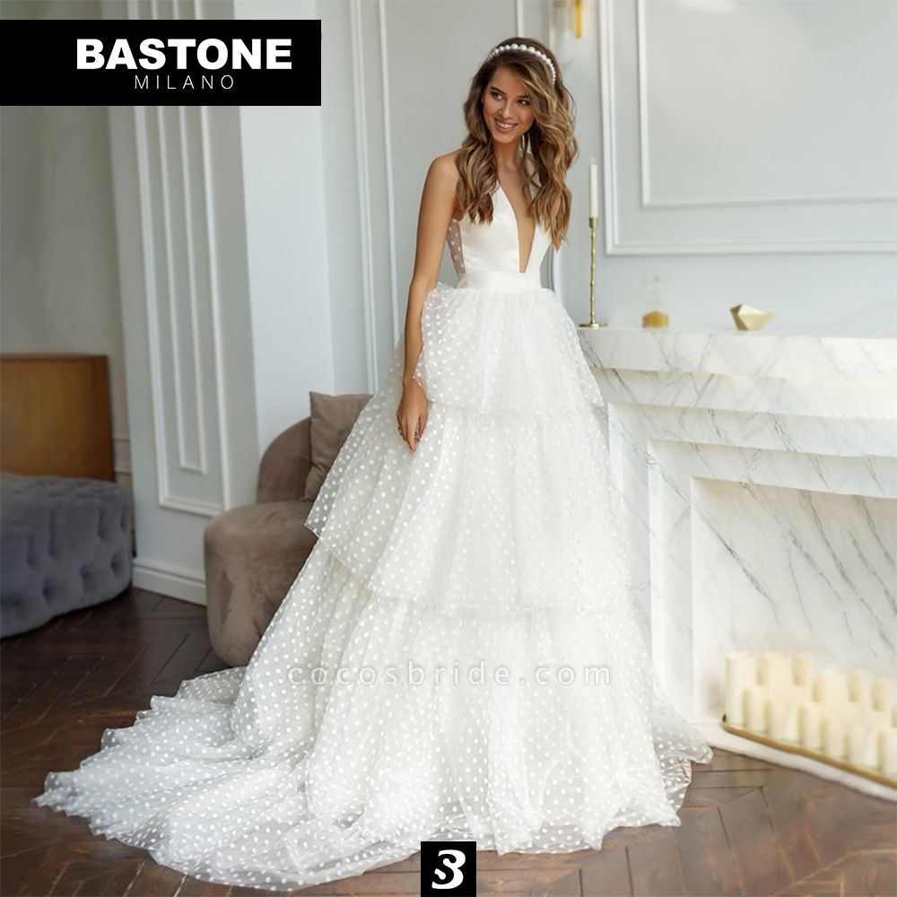 NC072L Wedding Dresses A Line NEW 2021 Collection