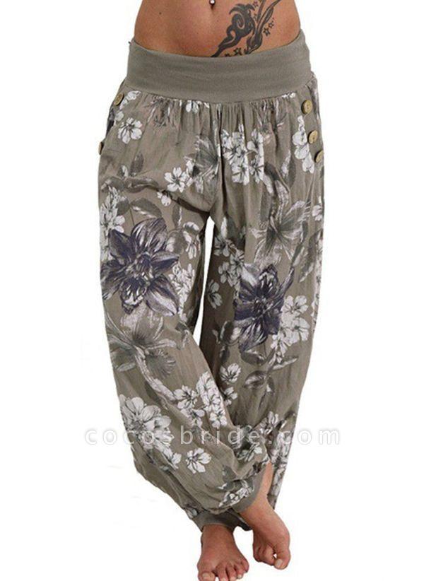 Women's Casual Chiffon Yoga Pants Fitness & Yoga