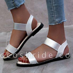 Women's Slingbacks Flat Heel Sandals