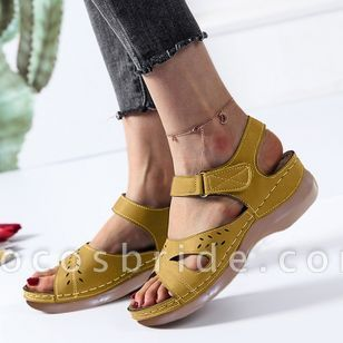 Women's Flats Slingbacks Flat Heel Sandals Platforms