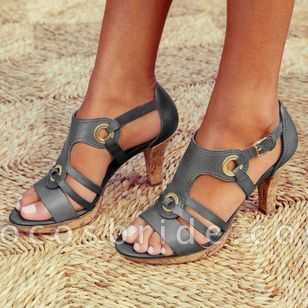 Women's Heels Flat Heel Sandals