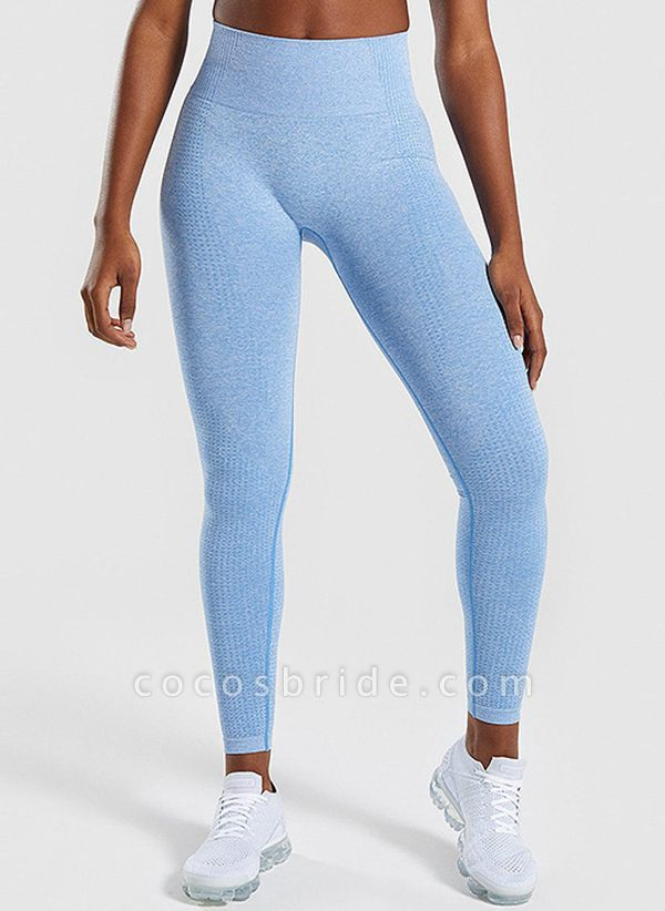Women's Athletic Casual Sporty Fashion Polyester Yoga Bottoms Fitness & Yoga
