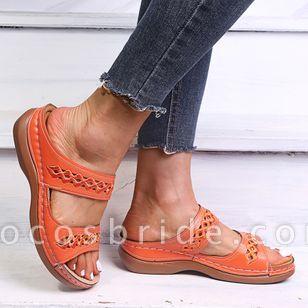 Women's Flats Flat Heel Sandals Platforms