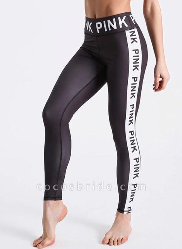 Women's Sexy Polyester Yoga Bottoms Fitness & Yoga