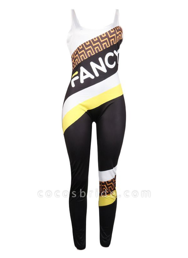Women's Athletic Casual Sporty Fashion Polyester Fitness Pants Fitness & Yoga