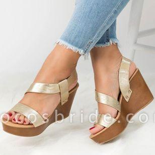 Women's Heels Wedge Heel Sandals