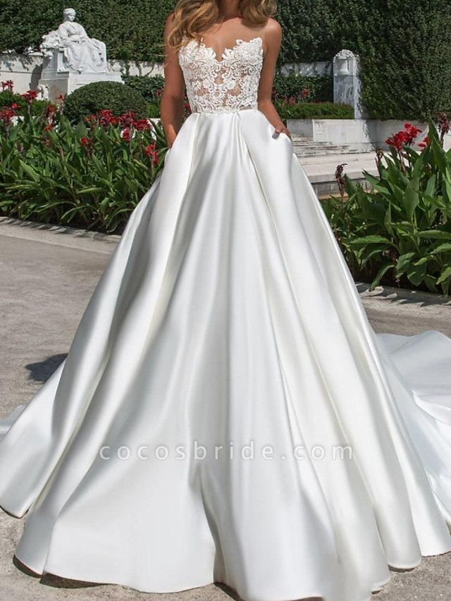 Lt7976000 Elegant A-line Boho Beach Wedding Dress