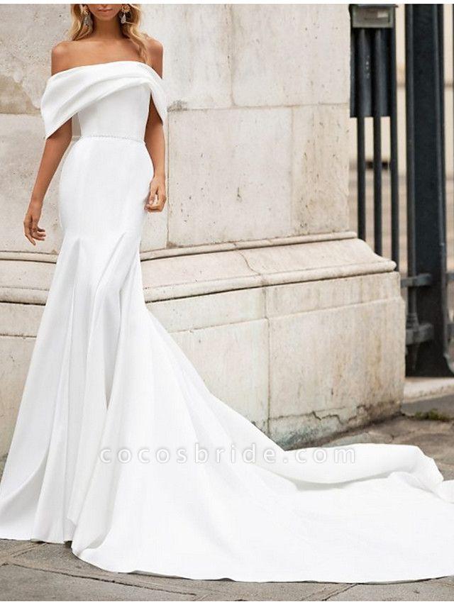 Lt7887396 Vintage Off The Shoulder Bohemian Wedding Dress