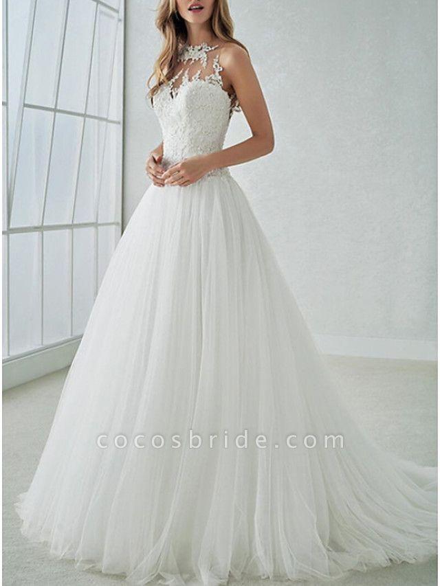 Lt7851905 A-line Vintage Boho Wedding Dress