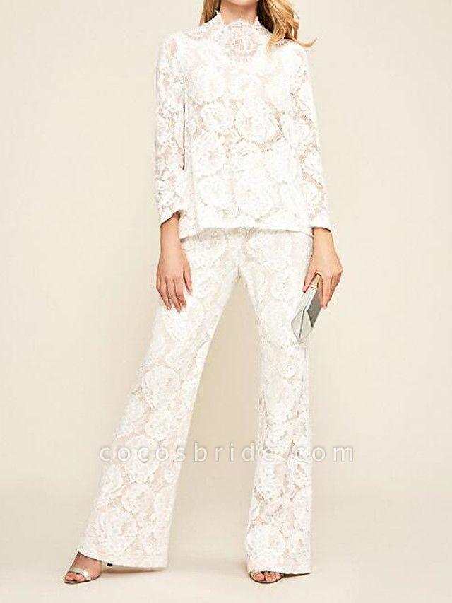 Lt7984777 Long Sleeve Siuts Wedding Dresses 2021